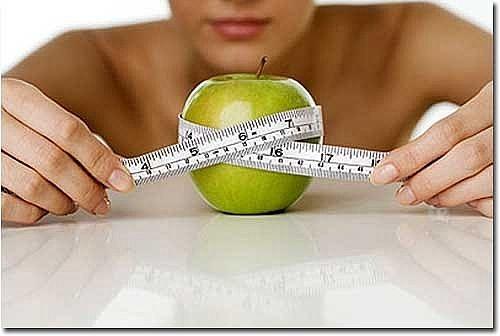 Ошибки худеющих
