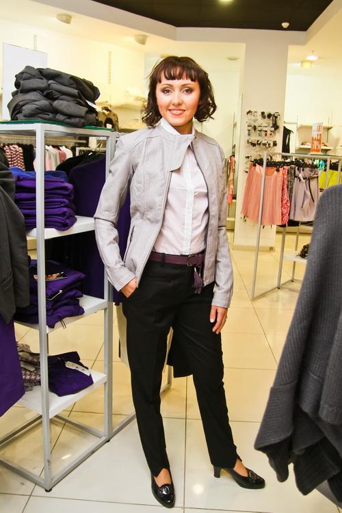 Вы просматриваете изображения у материала: Анастасия Ещенко, шопер-стилист