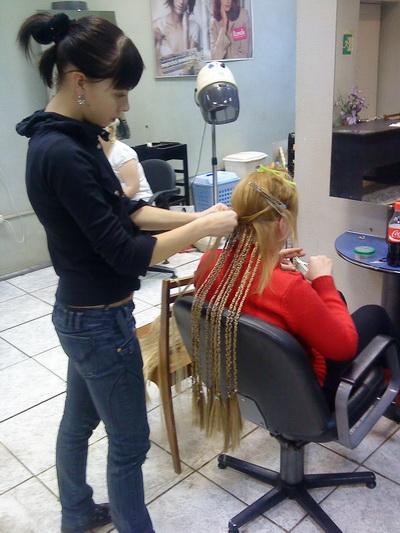 Вы просматриваете изображения у материала: Шарова Татьяна, парикмахер
