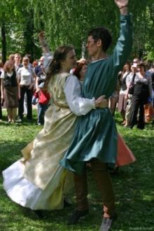 Velada, клуб исторического танца