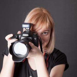 Ирина Малихова - знаменитый фотограф